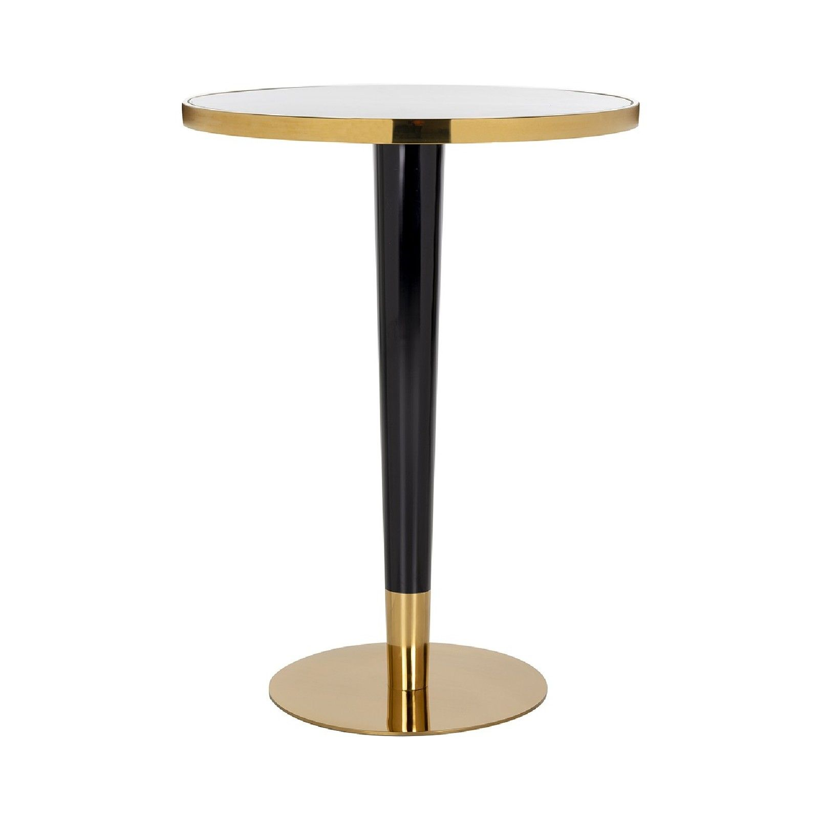 Table de bar Osteria ronde 80Ø Meuble Déco Tendance - 135