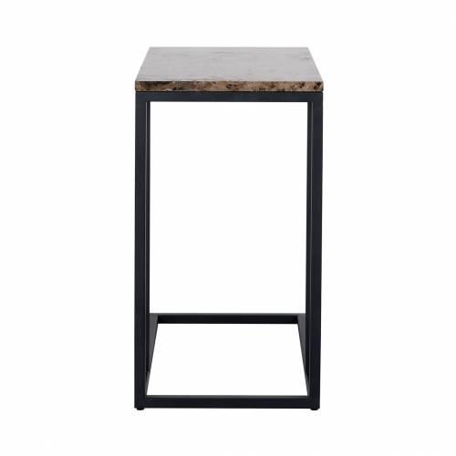 Table de bar Osteria ronde 80Ø Meuble Déco Tendance - 592