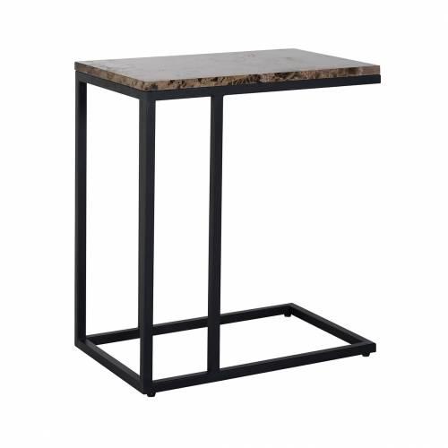 Table de bar Osteria ronde 80Ø Meuble Déco Tendance - 797