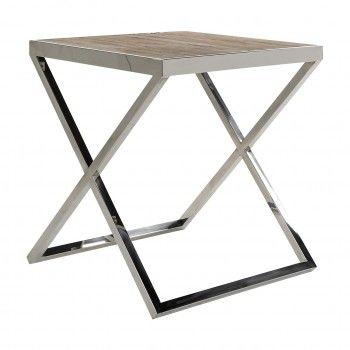 Table d'angle Redmond 55x55