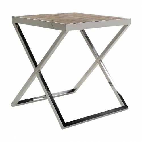 Table d'angle Redmond 55x55 Meuble Déco Tendance - 129