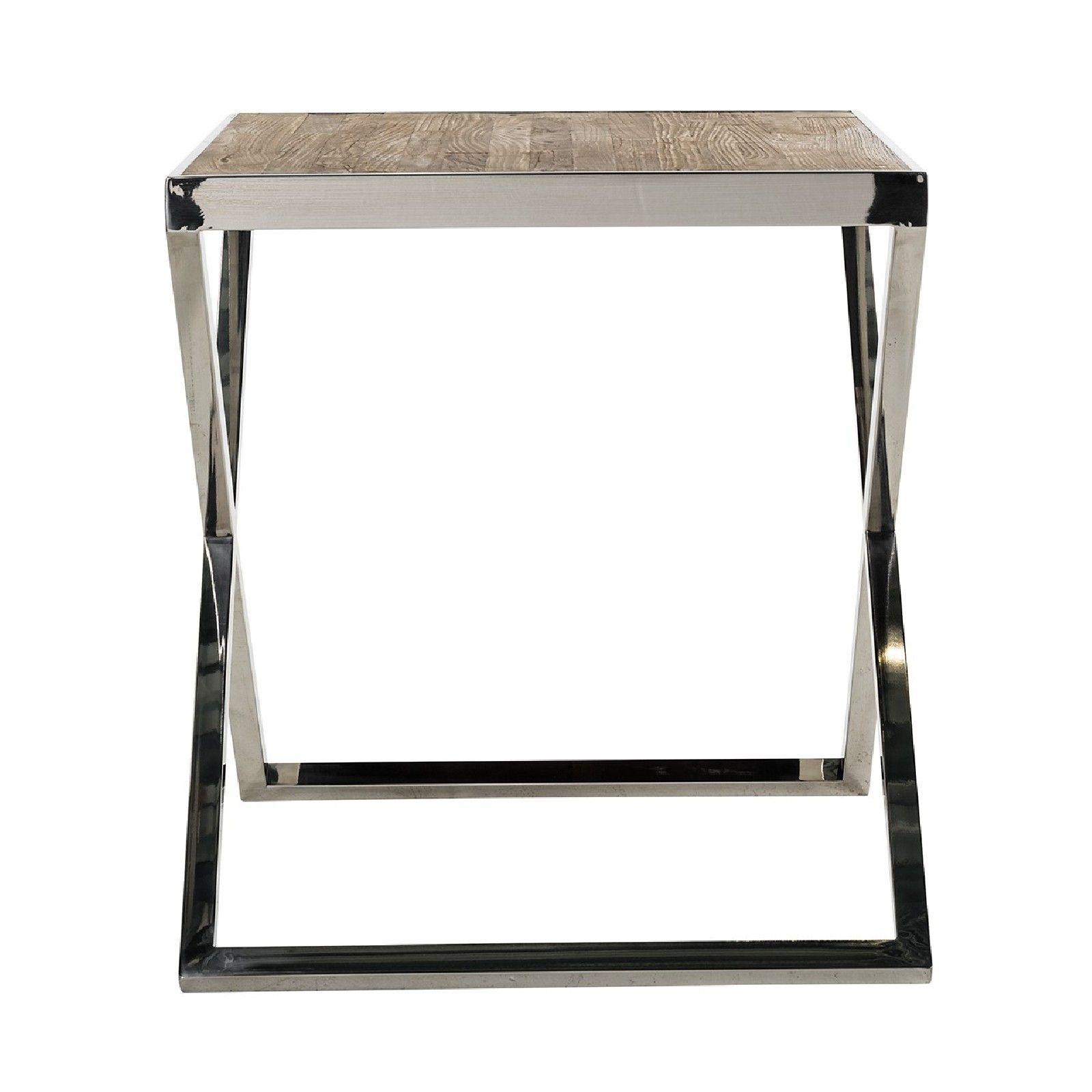 Table d'angle Redmond 55x55 Meuble Déco Tendance - 361