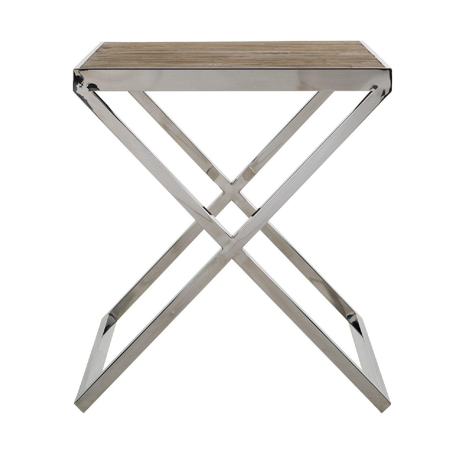 Table d'angle Redmond 55x55 Meuble Déco Tendance - 586