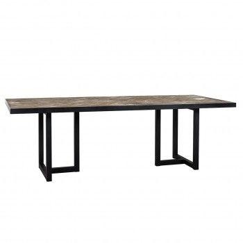Table à dîner Herringbone 200