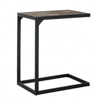 Table d'appoint Herringbone