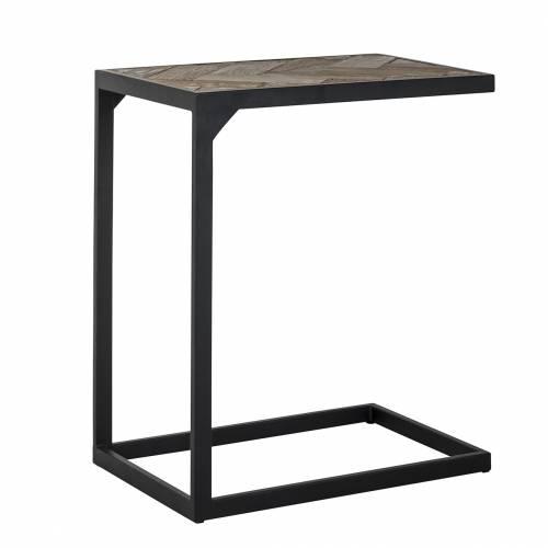 Table d'appoint Herringbone Meuble Déco Tendance - 114