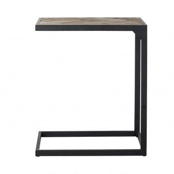 Table d'appoint Herringbone Meuble Déco Tendance - 350