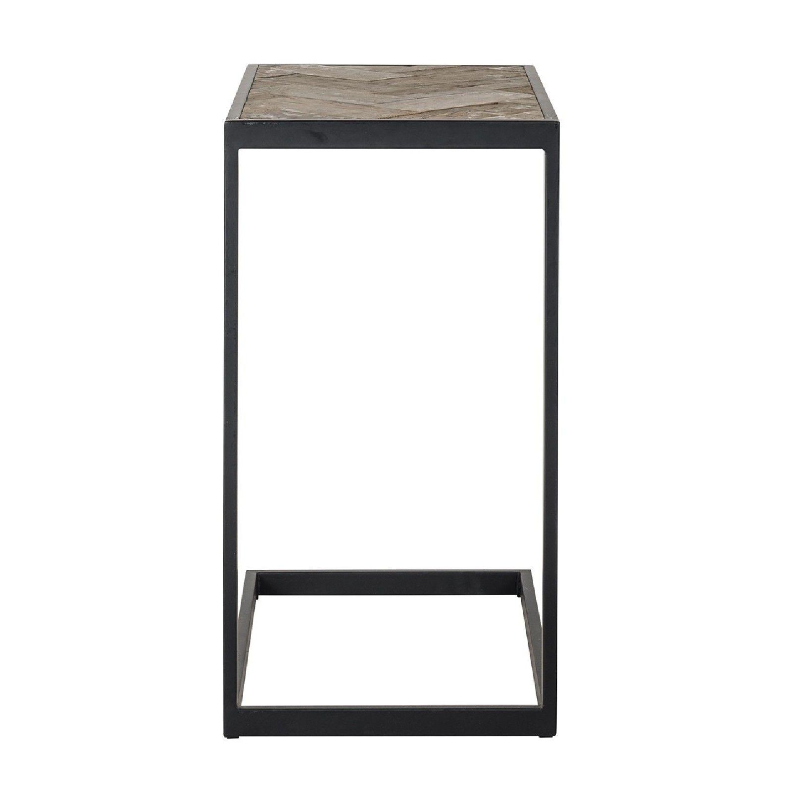 Table d'appoint Herringbone Meuble Déco Tendance - 583