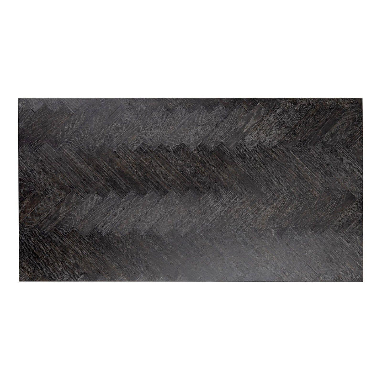 Table de salon Blackbone silver 150x80 (Block) Tables basses rectangulaires - 451
