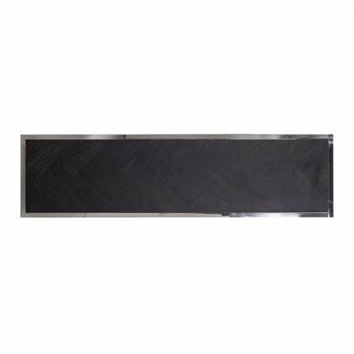 Console Blackbone silver Meuble Déco Tendance - 456