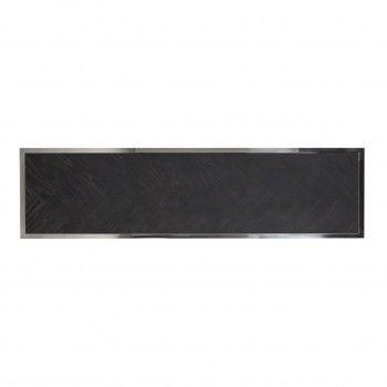 Meuble TV Blackbone silver Meuble Déco Tendance - 431