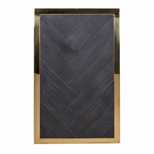 Table d'appoint Blackbone gold Meuble Déco Tendance - 467