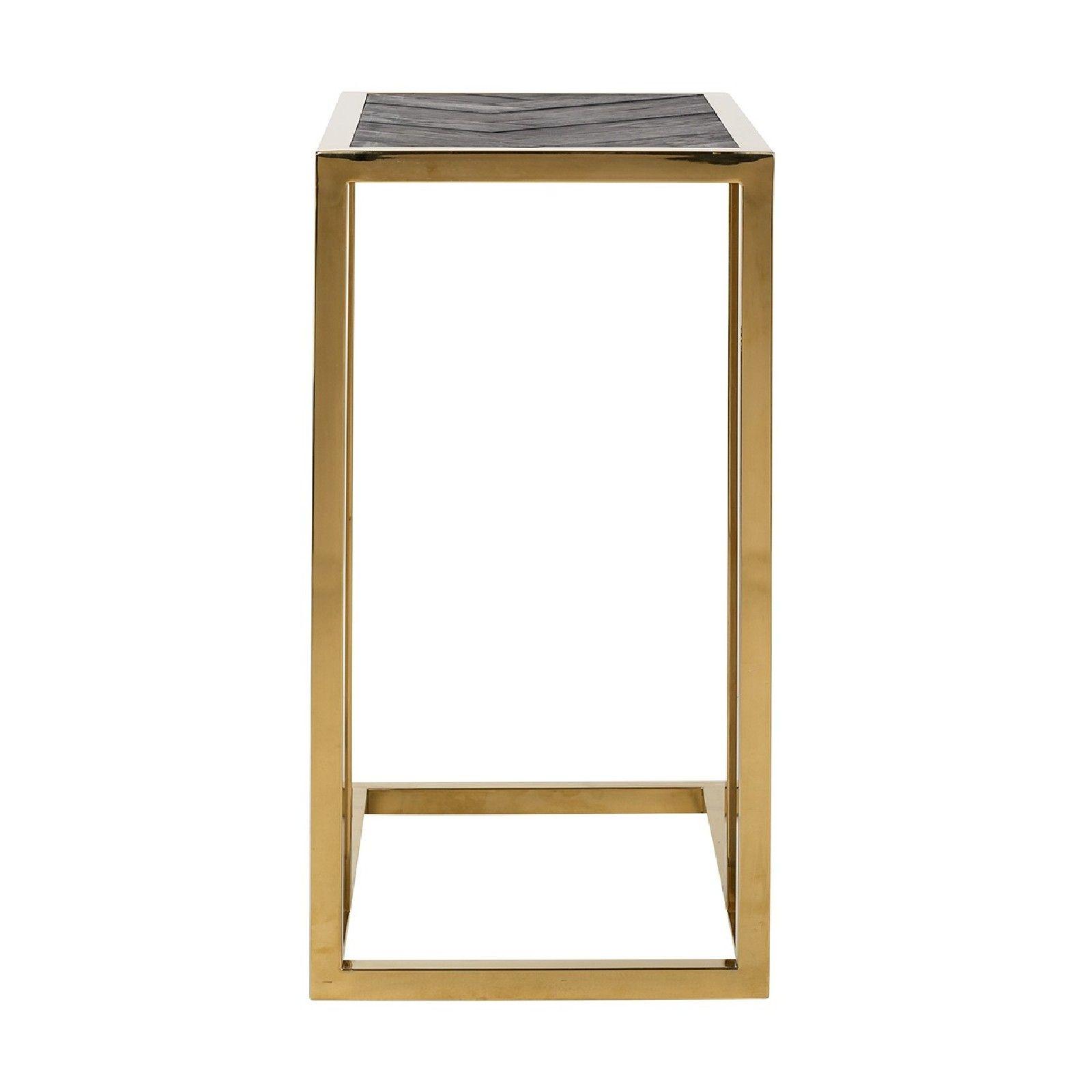 Table d'appoint Blackbone gold Meuble Déco Tendance - 645