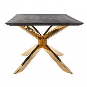 Table à dîner Blackbone Matrix gold 240x100 Meuble Déco Tendance - 2