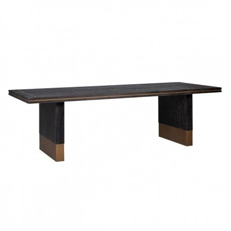 Table à dîner Hunter 190x100