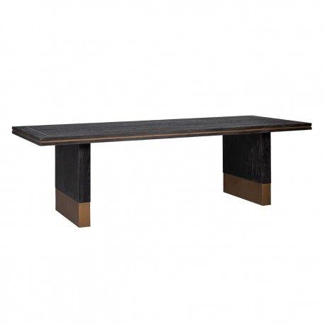 Table à dîner Hunter 220x100