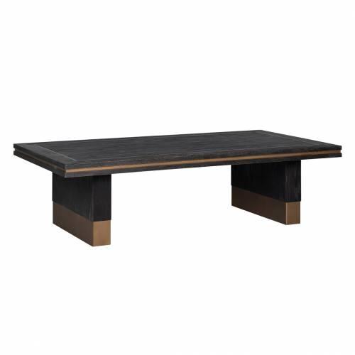 Table de salon Hunter 140x70 Tables basses rectangulaires - 182