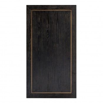 Table de salon Hunter 140x70 Tables basses rectangulaires - 428