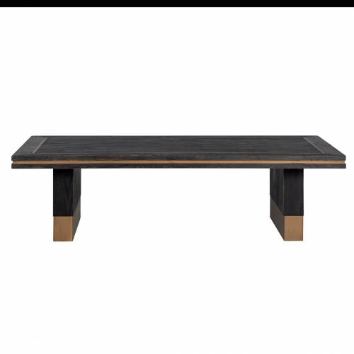 Table de salon Hunter 140x70 Tables basses rectangulaires - 620