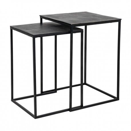 Table Jaysen square set of 2