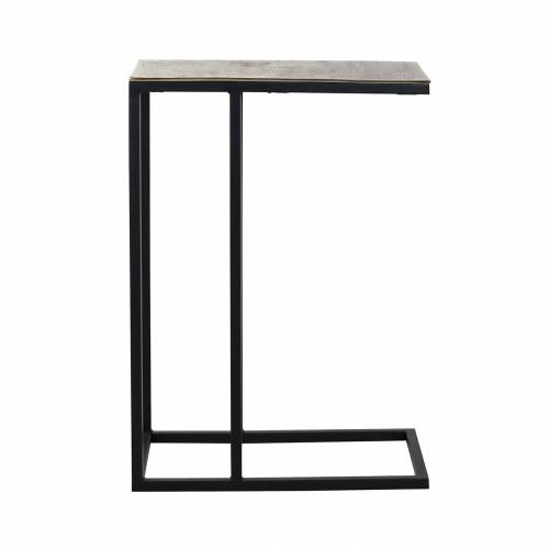 Table d'appoint Calloway champagne or Meuble Déco Tendance - 249
