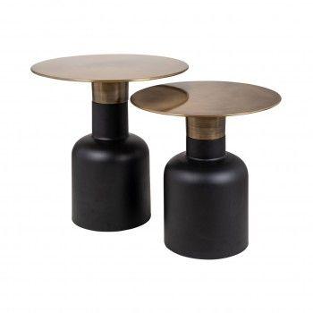 Table d'angle Rixo set de 2