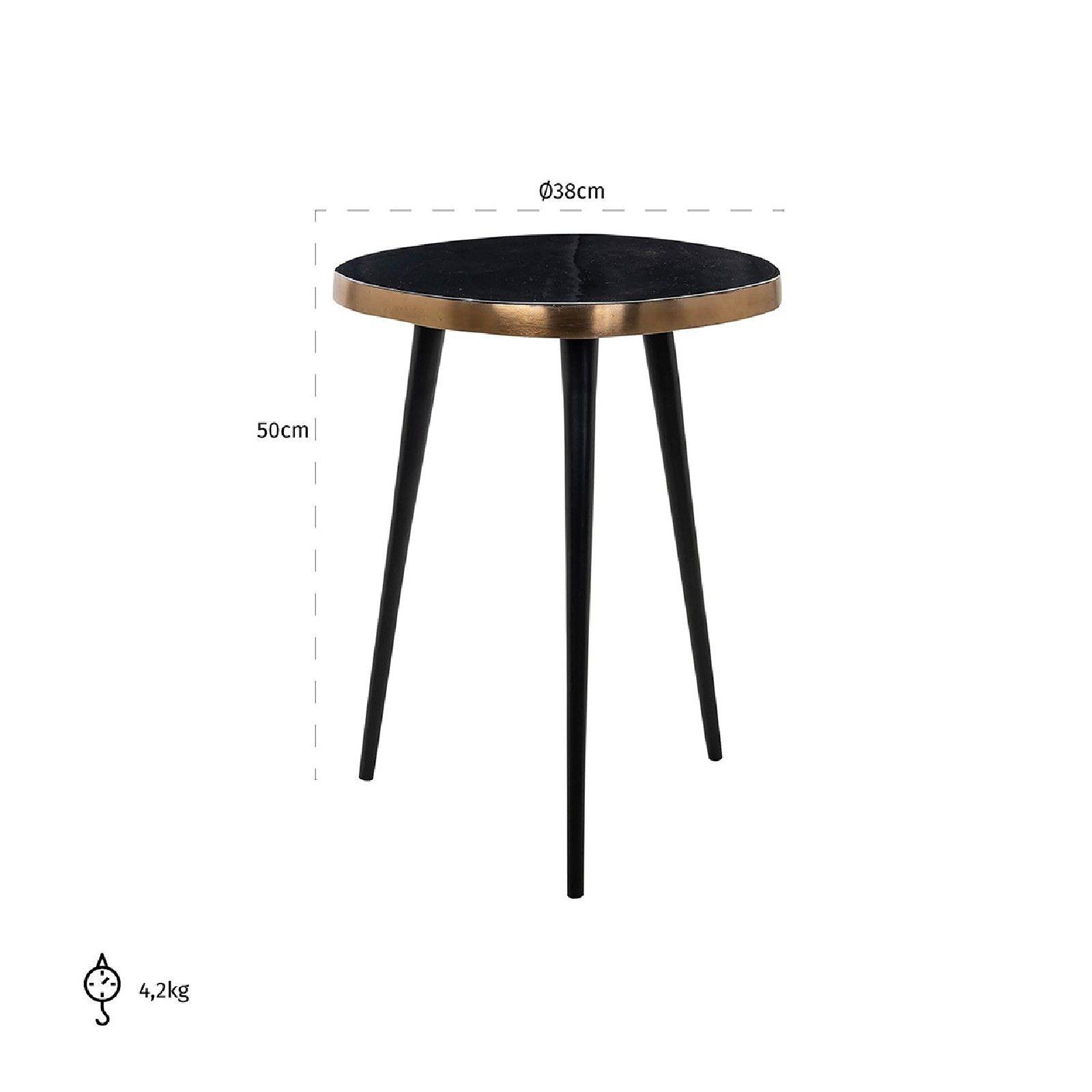 Table d'appoint Levi petit Meuble Déco Tendance - 283