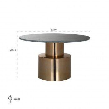 Table de salon Hogan 77Ø Tables basses rectangulaires - 562