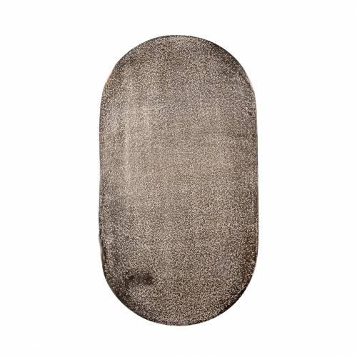 Table d'angle Chandon set de 2 ovale Meuble Déco Tendance - 448