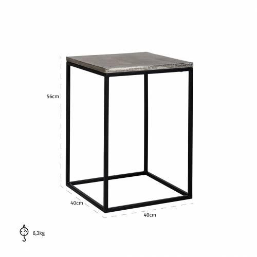 Table d'angle Lanson Meuble Déco Tendance - 606