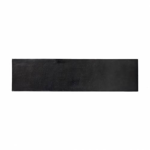Console Bolder aluminium noir Meuble Déco Tendance - 748