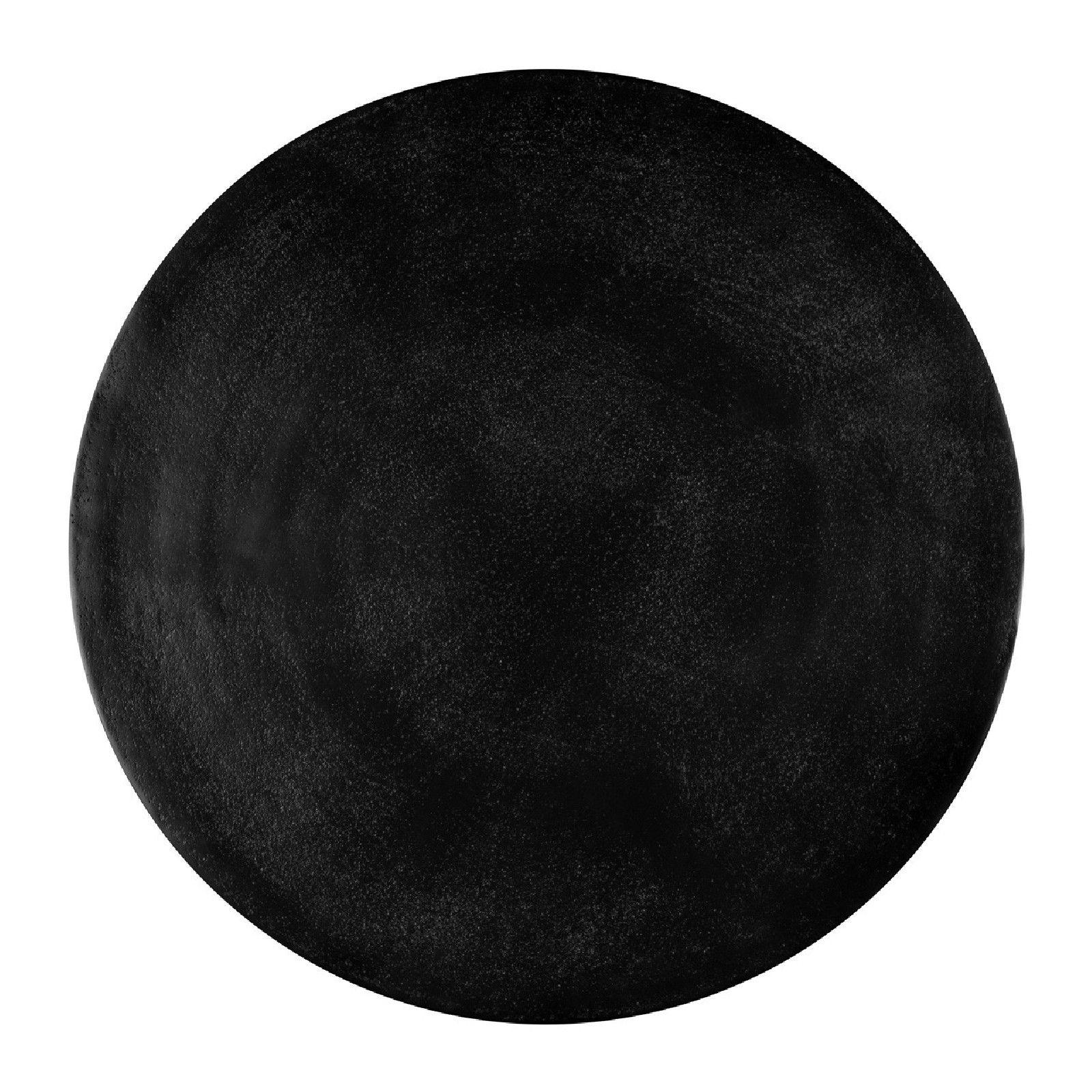 Table de salon Bolder set de 2 aluminium noir Tables basses rectangulaires - 164