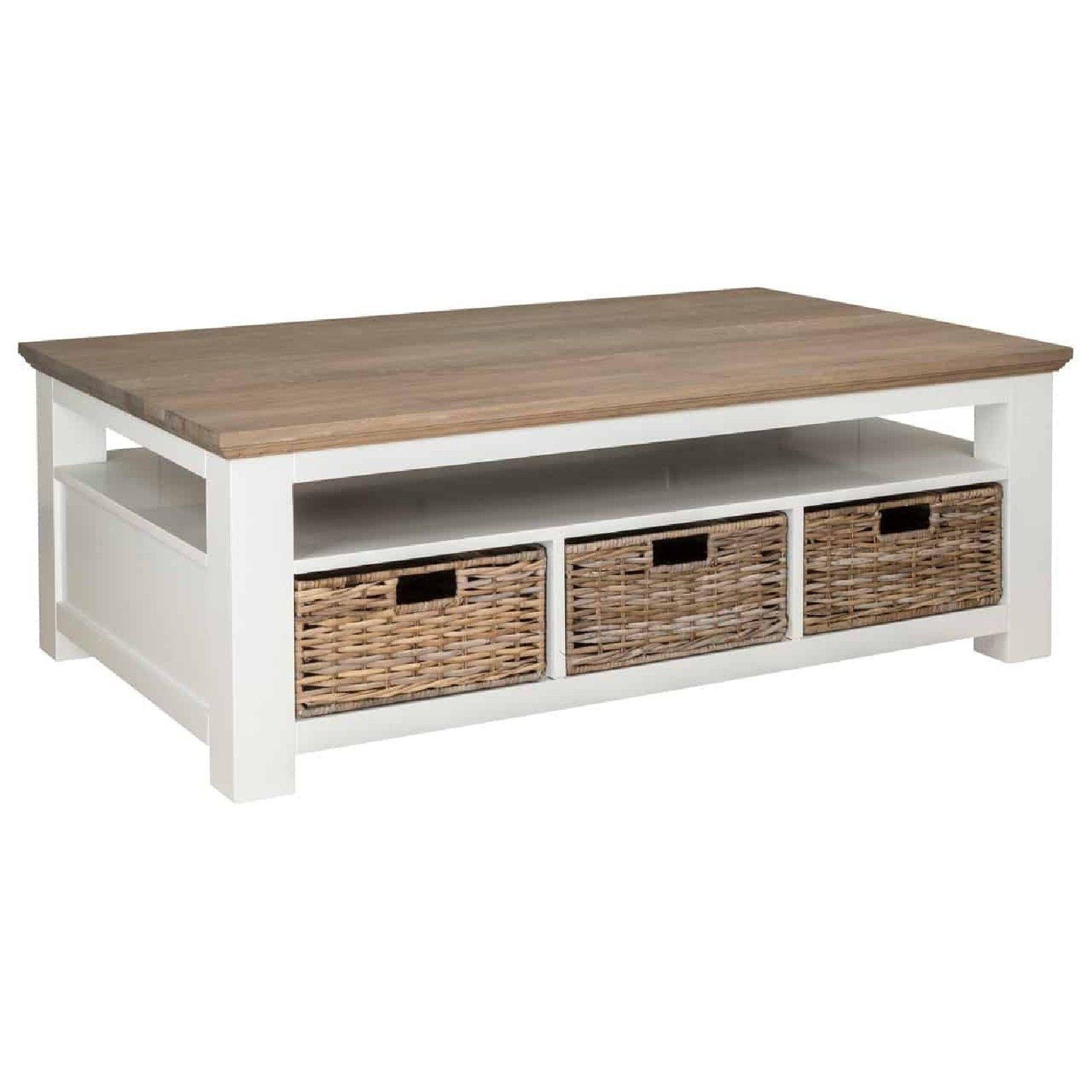 Table de salon Cardiff Tables basses rectangulaires - 2