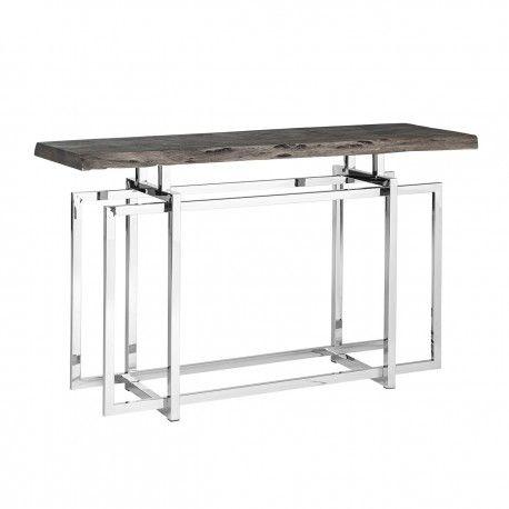 Console TuxedoBord du plateau de table peut varier par article, produit naturel