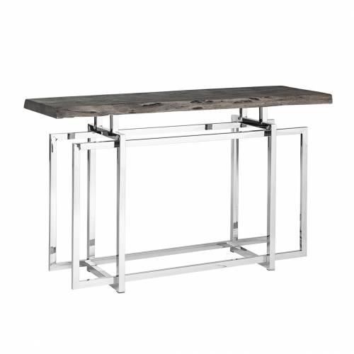 Console TuxedoBord du plateau de table peut varier par article, produit naturel Meuble Déco Tendance - 3
