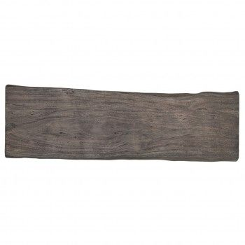 Console TuxedoBord du plateau de table peut varier par article, produit naturel Meuble Déco Tendance - 115
