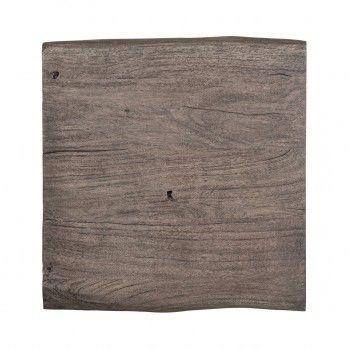 Table d'angle TuxedoBord du plateau de table peut varier par article, produit naturel Meuble Déco Tendance - 61