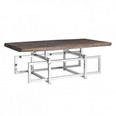 Table de salon TuxedoBord du plateau de table peut varier par article, produit naturel