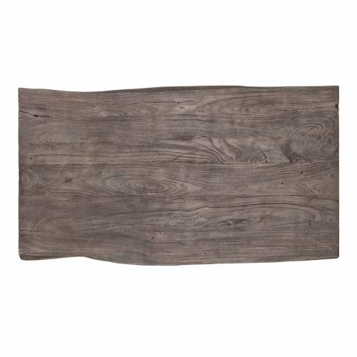 Table de salon TuxedoBord du plateau de table peut varier par article, produit naturel Tables basses rectangulaires - 47