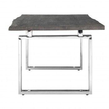 Table à dîner Tuxedo 230Bord du plateau de table peut varier par article, produit naturel Meuble Déco Tendance - 54