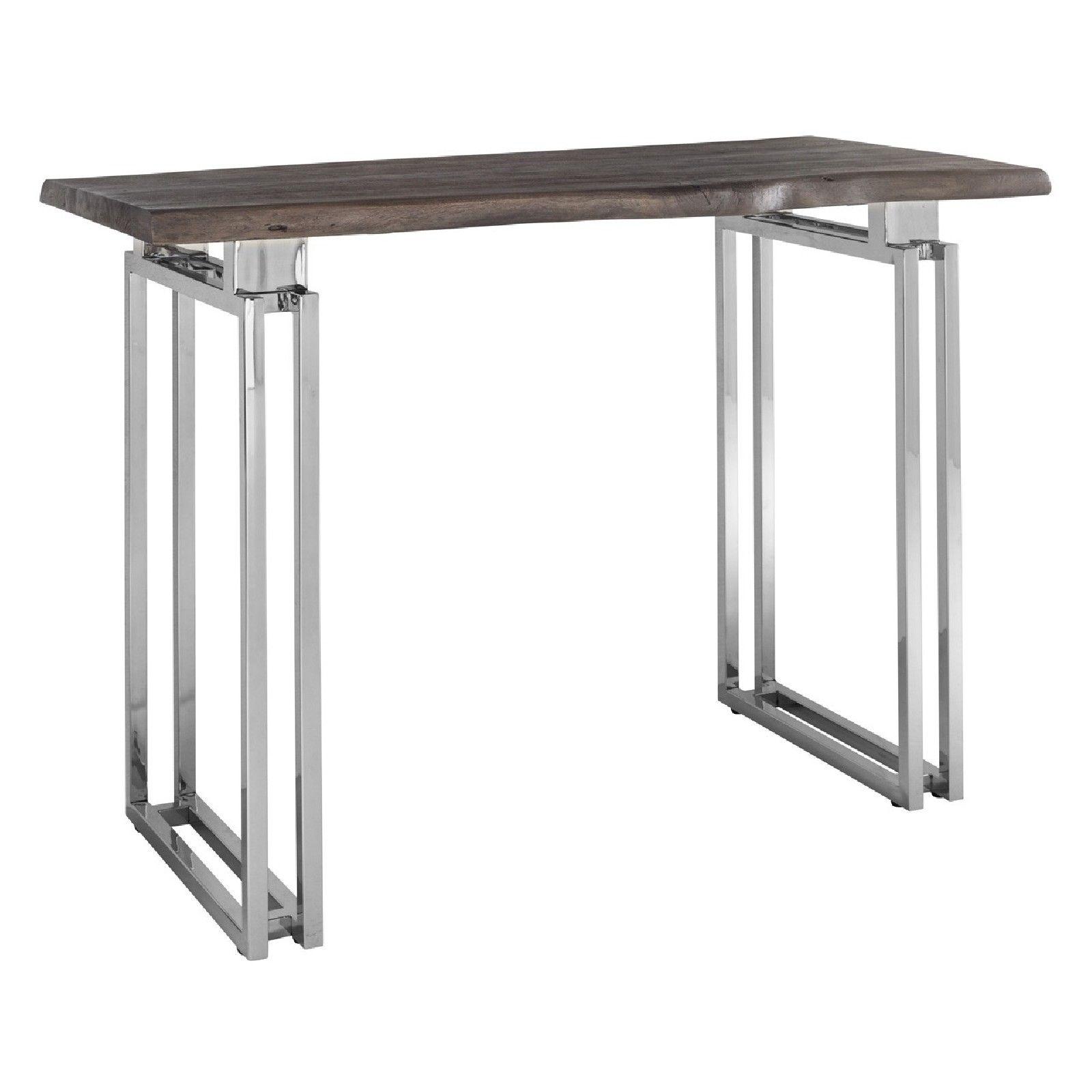Table bistro TuxedoBord du plateau de table peut varier par article, produit naturel Meuble Déco Tendance - 16