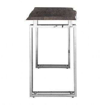 Table bistro TuxedoBord du plateau de table peut varier par article, produit naturel Meuble Déco Tendance - 80