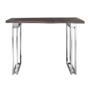 Table bistro TuxedoBord du plateau de table peut varier par article, produit naturel Meuble Déco Tendance - 133