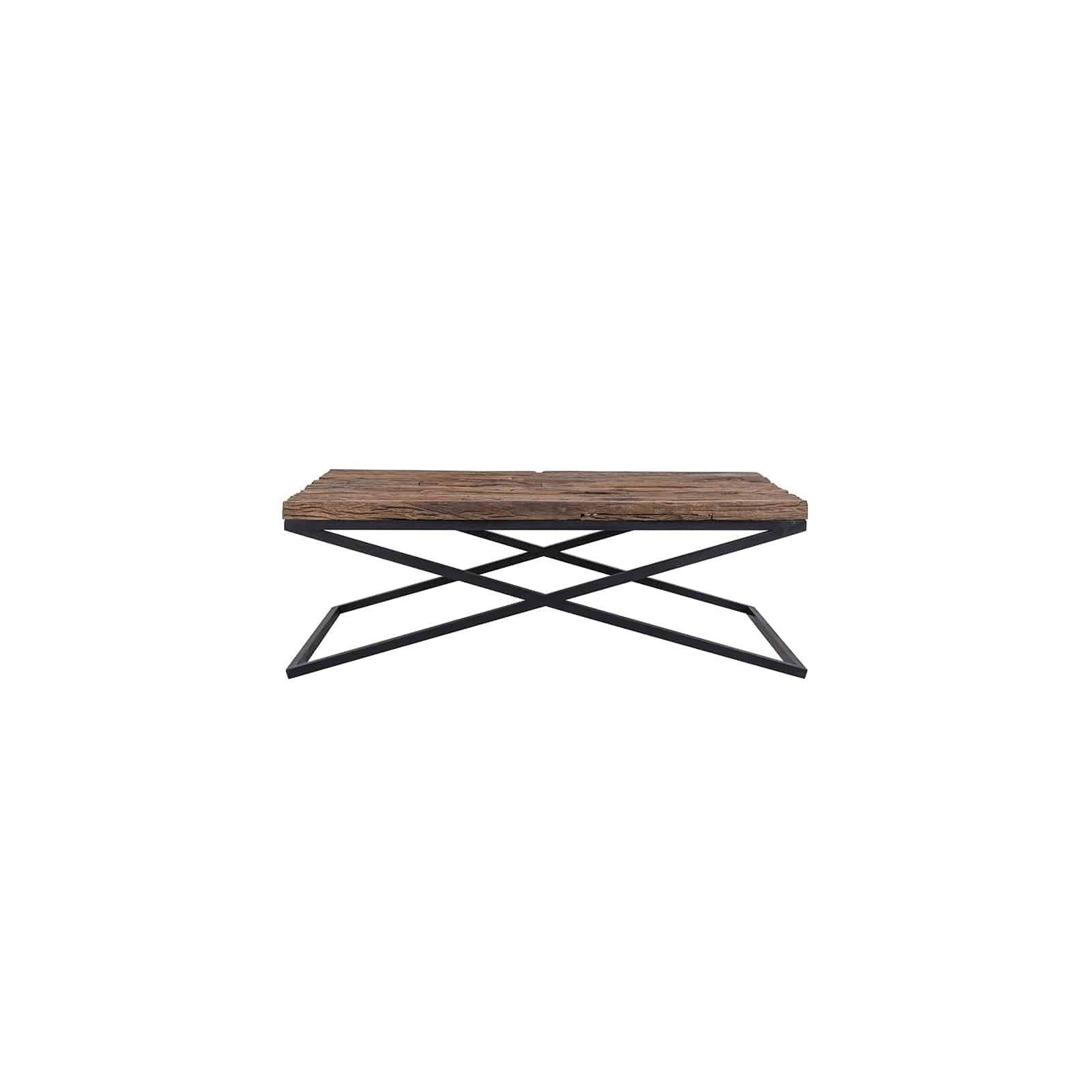 Table de salon Industrial Kensington Tables basses rectangulaires - 42
