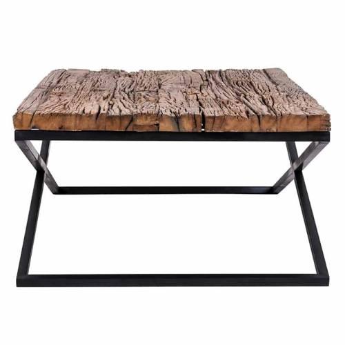 Table de salon Industrial Kensington Tables basses rectangulaires - 63