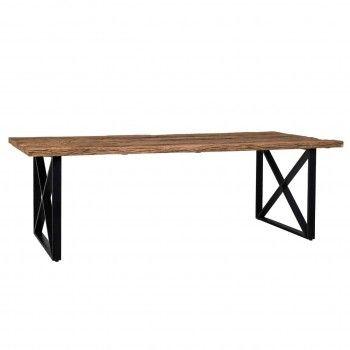 Table à dîner Industrial...