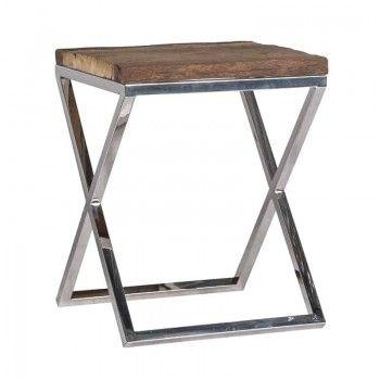 Table d'angle Kensington 45x45