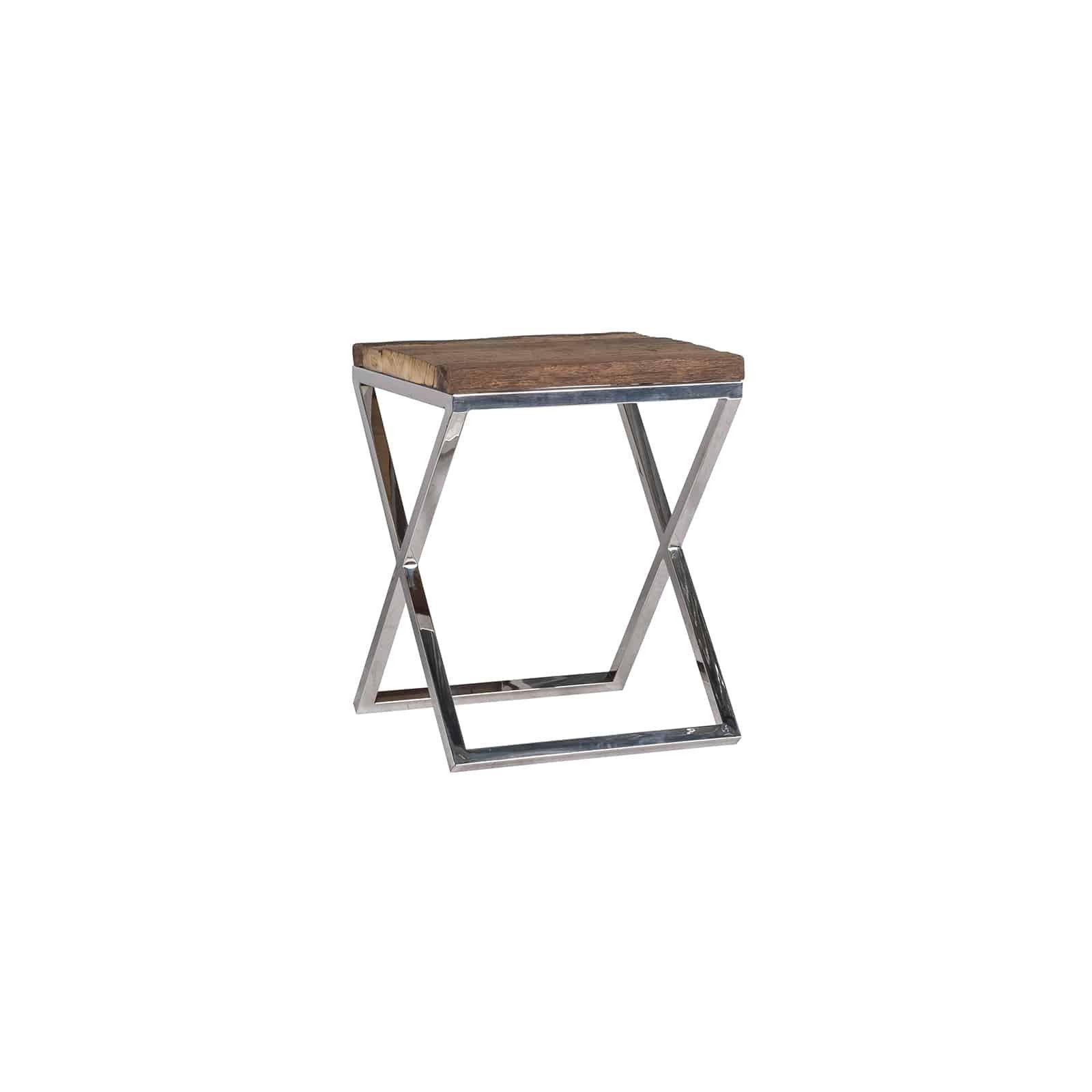 Table d'angle Kensington 45x45 Meuble Déco Tendance - 60