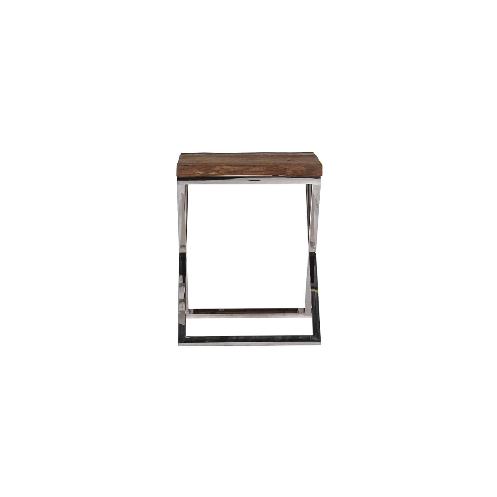 Table d'angle Kensington 45x45 Meuble Déco Tendance - 75