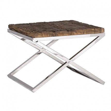 Table d'angle Kensington 60x60